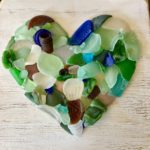 outerbanks obx seaglass jewelry ornaments